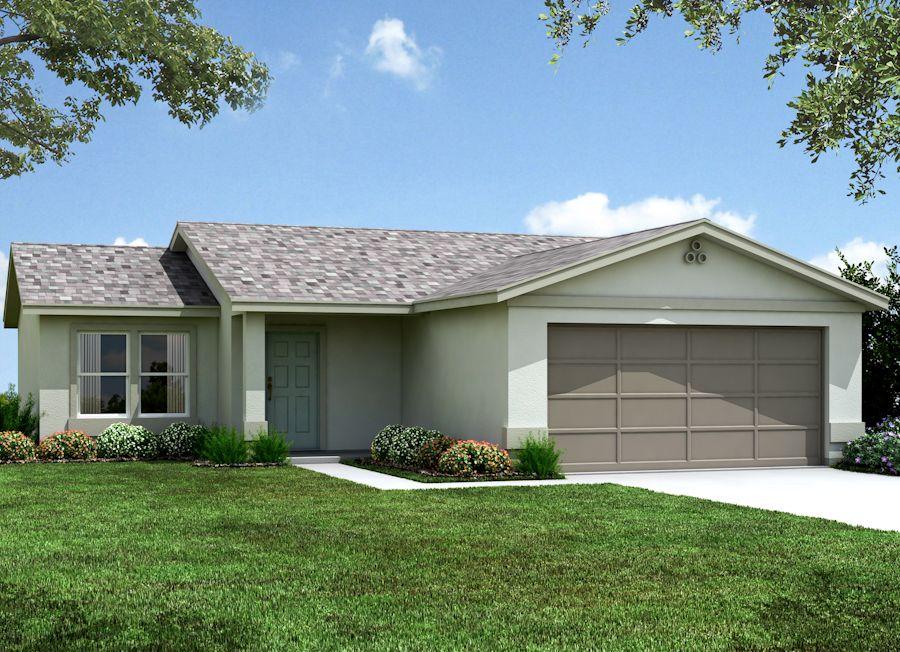 Single Family for Sale at Oliveta - Amherst 594 Magnolia Court Sanger, California 93657 United States