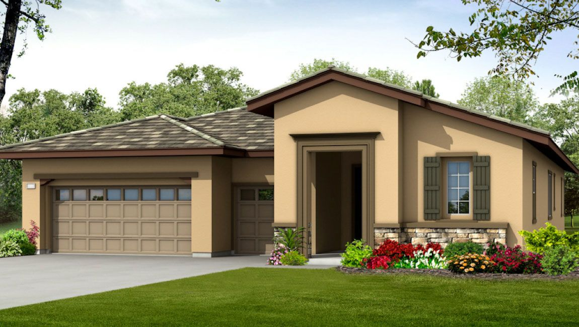 D r horton the manors ii residence 1 1380806 for Builders in bakersfield