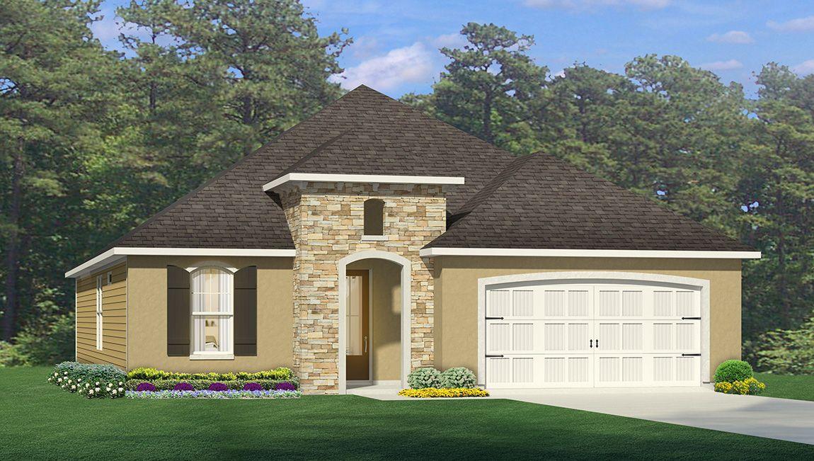 Single Family for Sale at Regency @ Landfall - Tulip 853 Bedminister Lane Wilmington, North Carolina 28409 United States