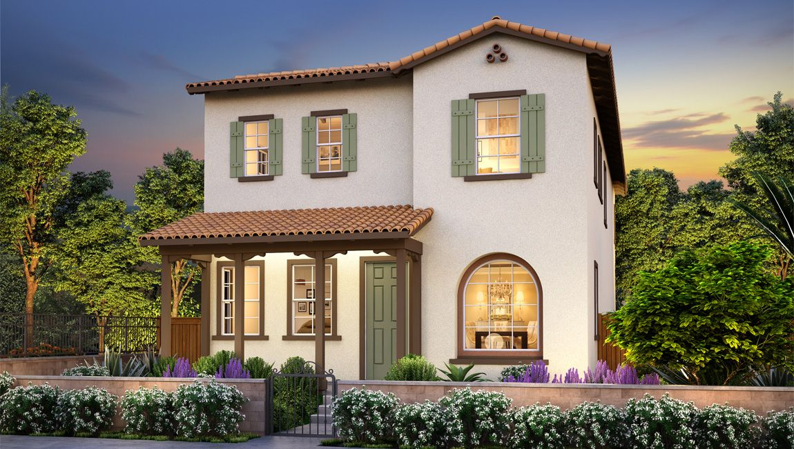 Unique la famille pour l Vente à Pearl At Midwick Collection - Residence 2 2400 S. Fremont Avenue Alhambra, California 91803 United States