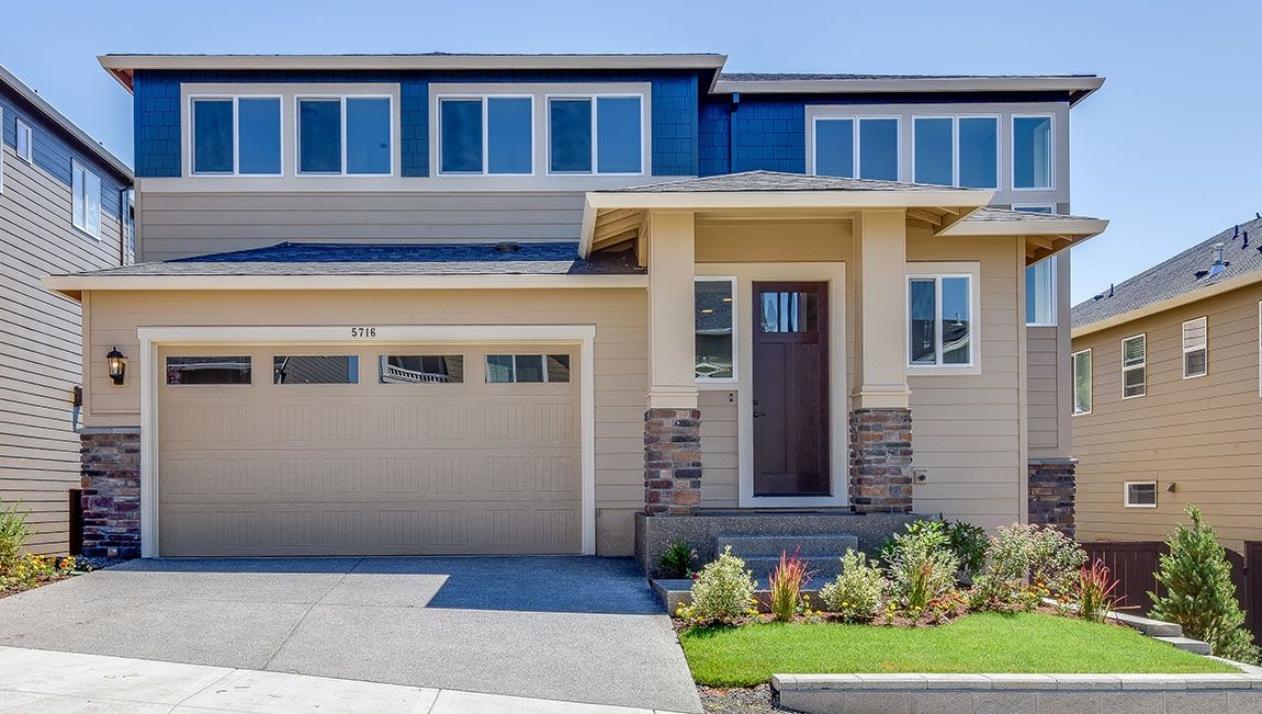 Single Family for Sale at Dover B400 11541 Nw Pinyon Street Portland, Oregon 97229 United States