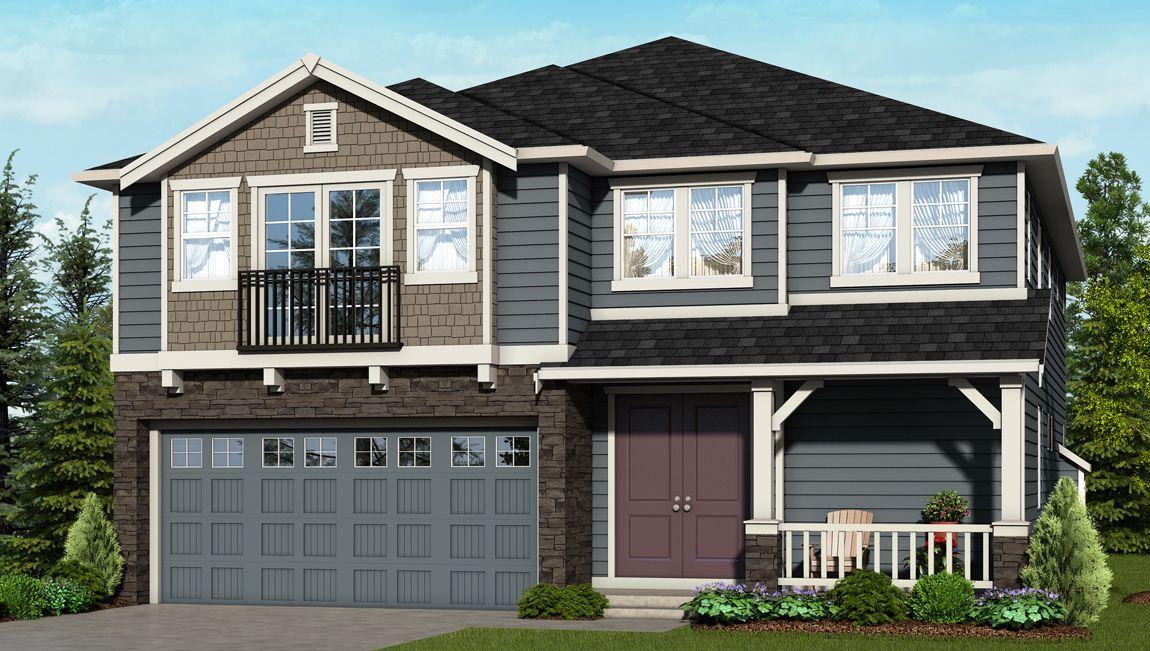 Single Family for Sale at Vinterra - Brighton 15025 124th Ave Ne Woodinville, Washington 98072 United States