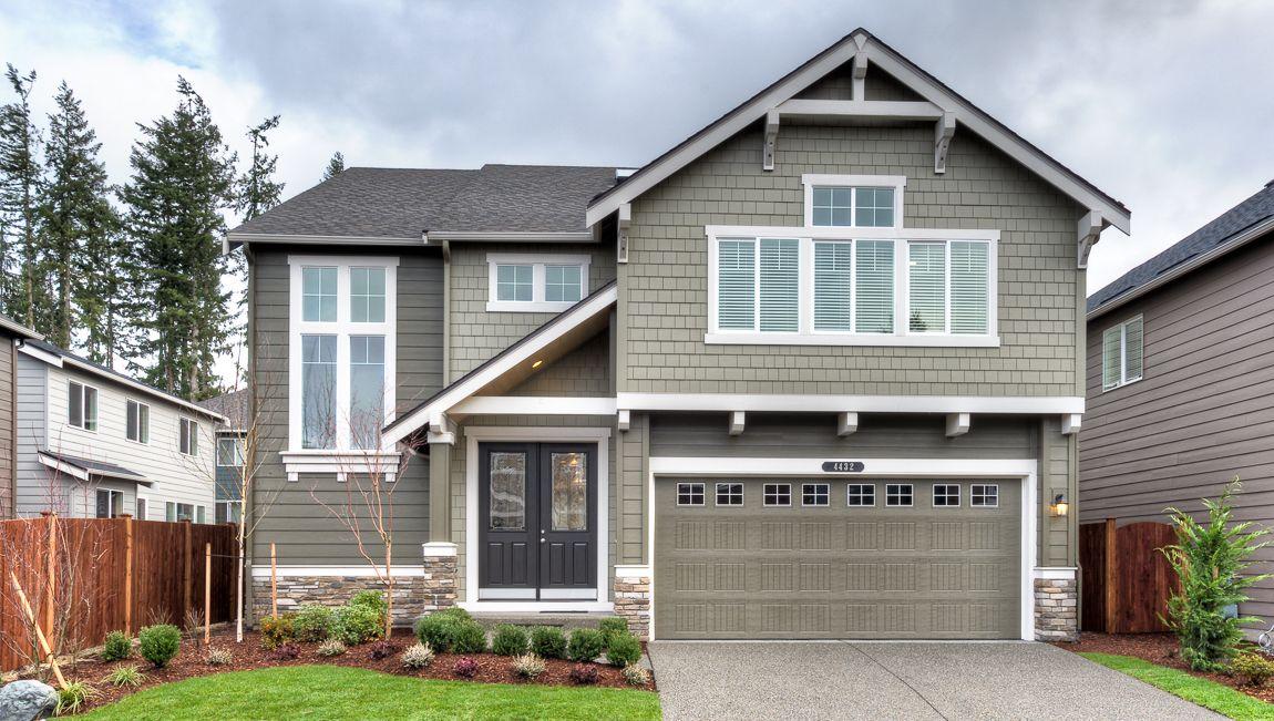 Single Family for Sale at Brighton 3831 12409 Ne 153rd Place Woodinville, Washington 98072 United States