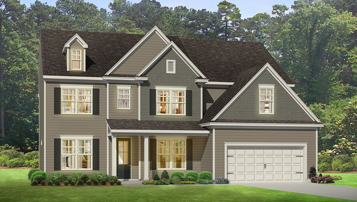 Single Family for Sale at Regency @ Landfall - Wilmington 853 Bedminister Lane Wilmington, North Carolina 28409 United States