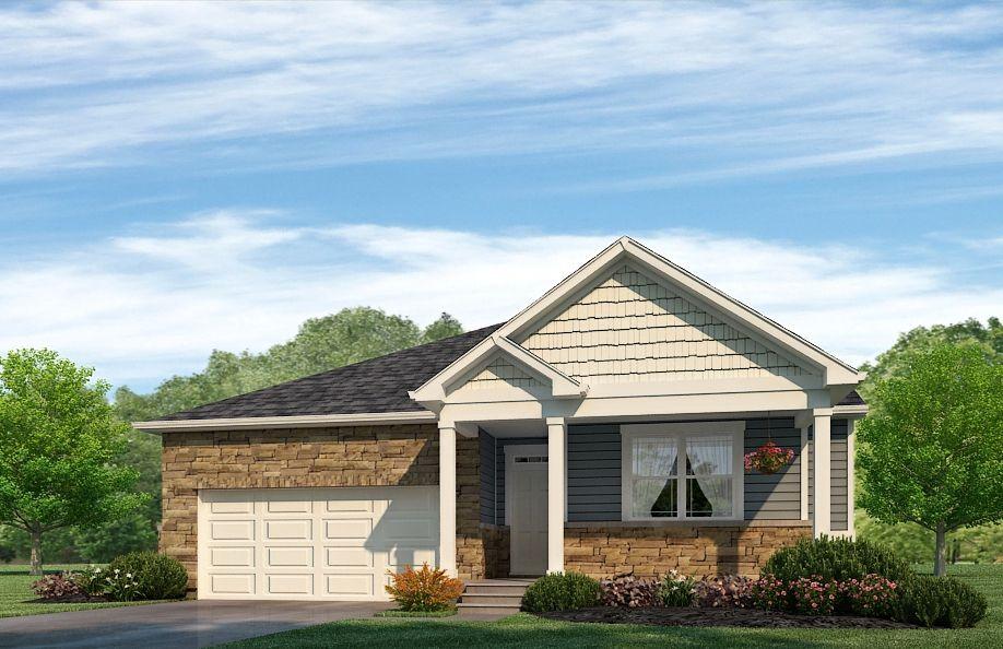 Single Family for Sale at Copperleaf - Arlington 22467 E. Saratoga Dr. Centennial, Colorado 80015 United States