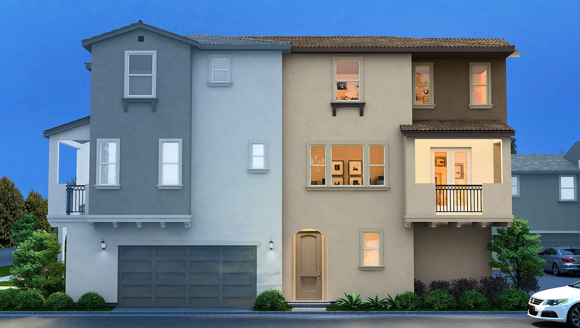 Multi Family for Sale at Opal At Midwick Collection - Residence 1257 2228 Tracy Place Alhambra, California 91803 United States