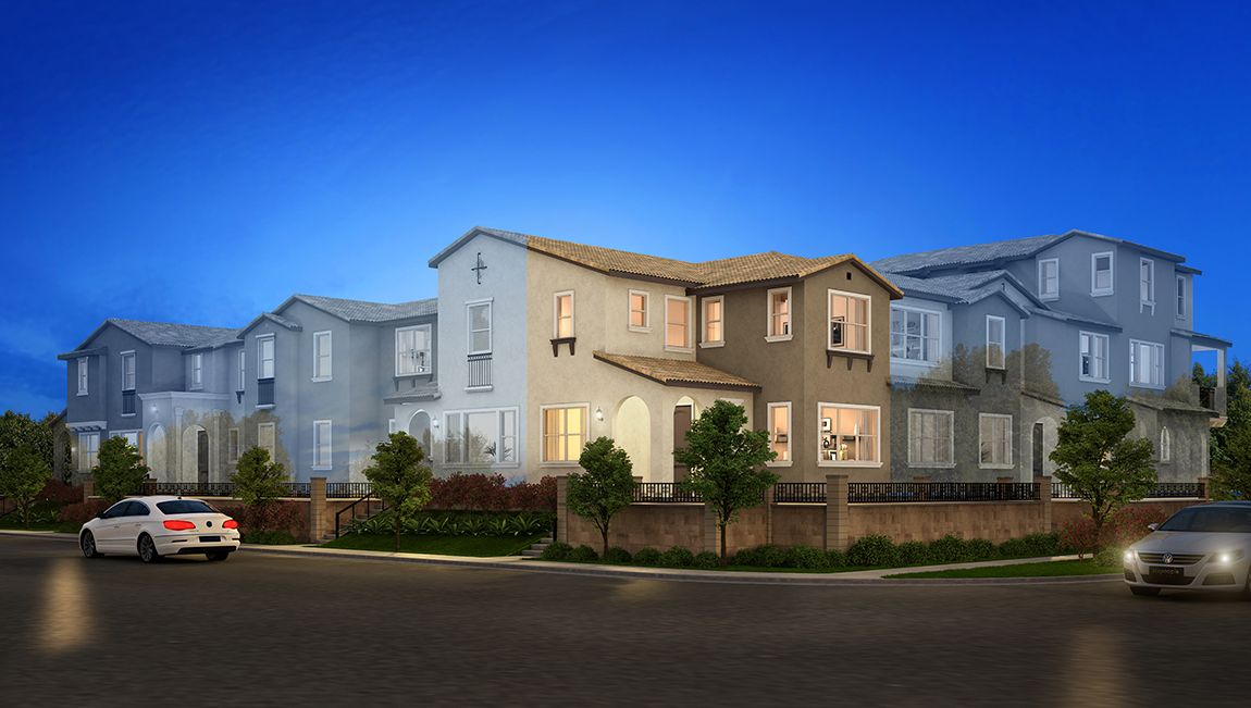 Multifamiliar por un Venta en Opal At Midwick Collection - Residence 1932 2228 Tracy Place Alhambra, California 91803 United States