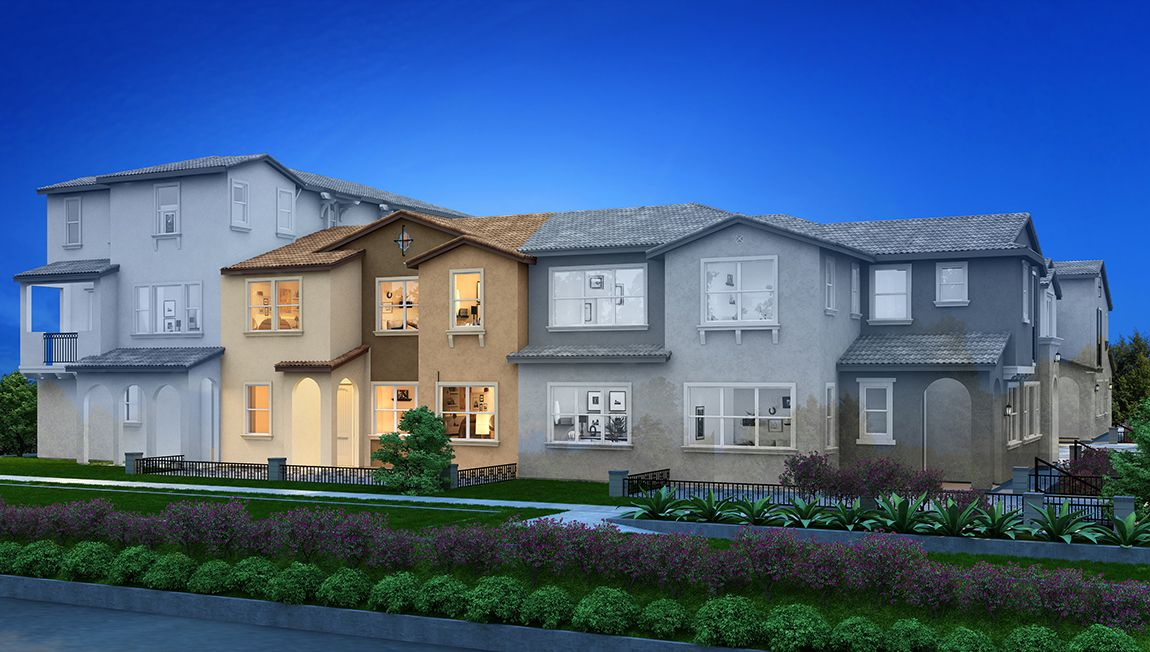 Multifamiliar por un Venta en Opal At Midwick Collection - Residence 1948 2228 Tracy Place Alhambra, California 91803 United States