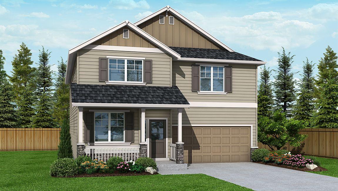 Single Family for Sale at Lancaster Ii B730 11573 Nw Pinyon Street Portland, Oregon 97229 United States