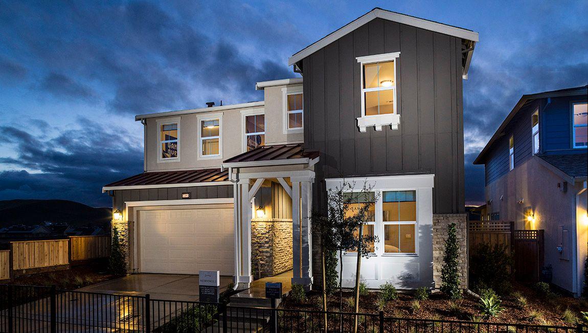 Single Family for Sale at Bridgecroft At Wallis Ranch - Residence 2 7339 Diamond Mountain Road Dublin, California 94568 United States