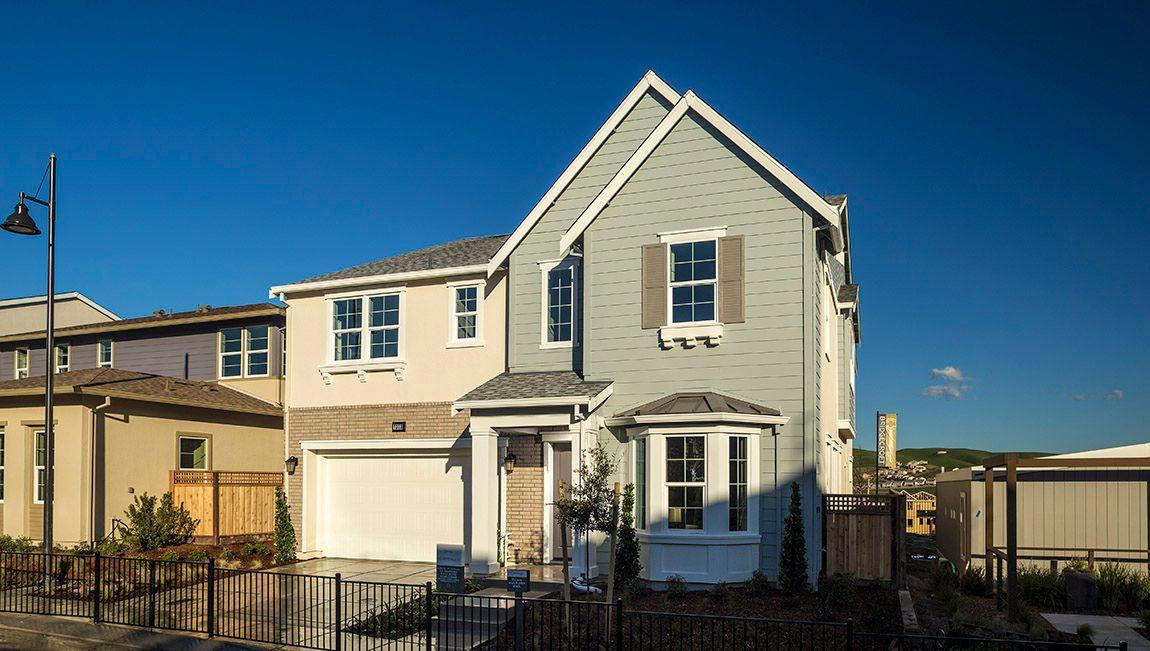 Single Family for Sale at Bridgecroft At Wallis Ranch - Residence 3 7339 Diamond Mountain Road Dublin, California 94568 United States