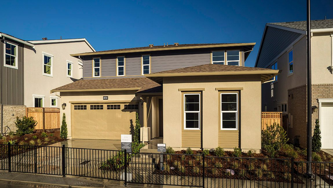 Single Family for Sale at Residence 1 4519 Spring Mountain Way Dublin, California 94568 United States