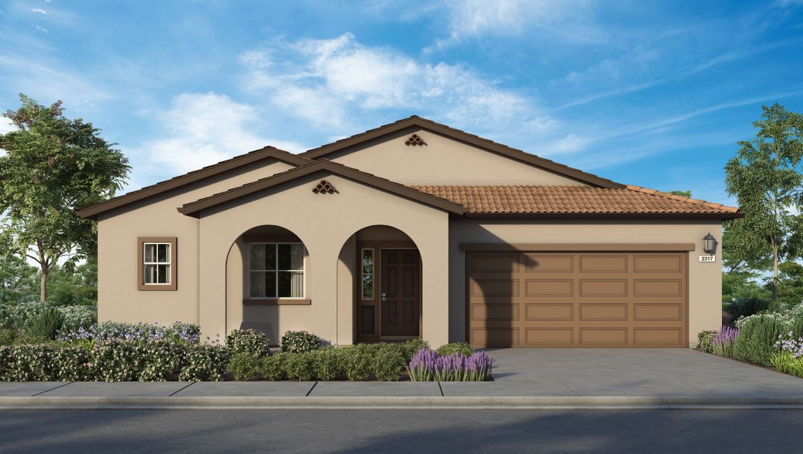 Single Family for Active at Wexford - Plan 2317 3328 Radiant Way Roseville, California 95747 United States