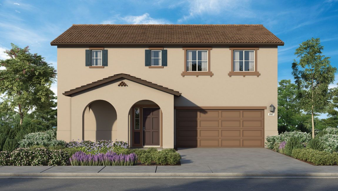 Single Family for Active at Wexford - Plan 2527 3328 Radiant Way Roseville, California 95747 United States