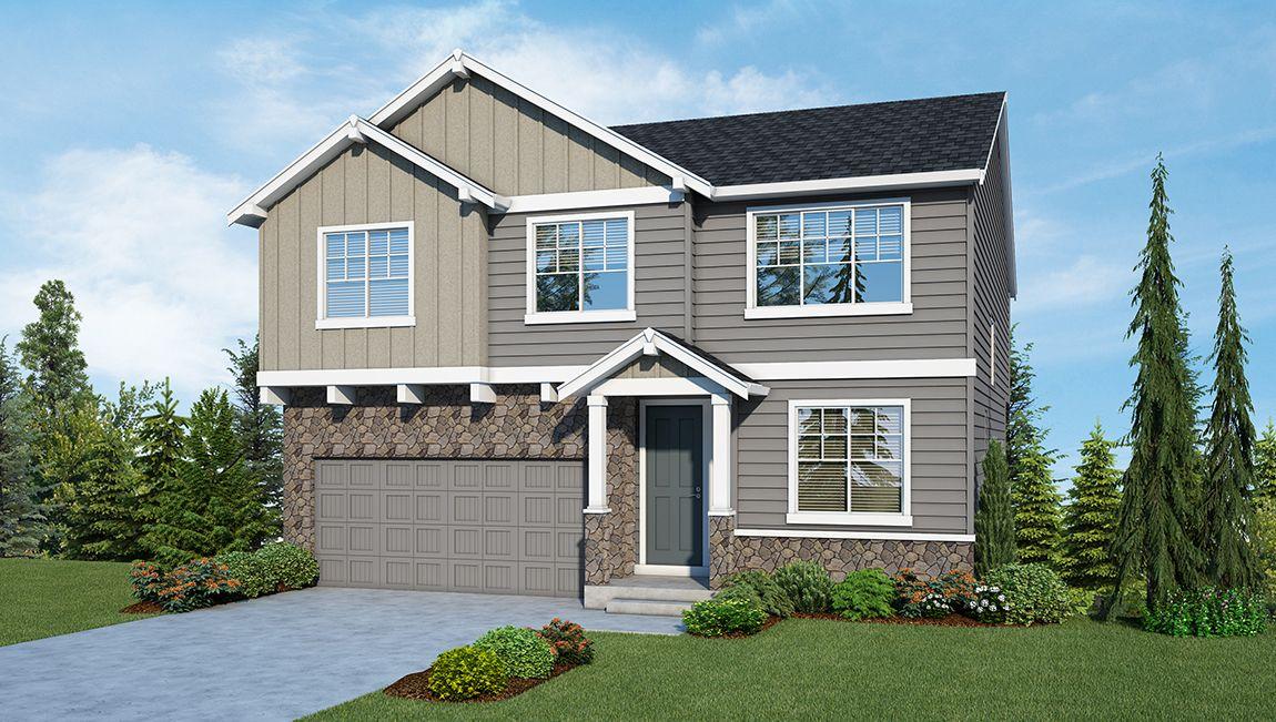 Single Family for Sale at Cedar Ridge - Dalton B450 10602 Nw Glenmore Way Portland, Oregon 97229 United States