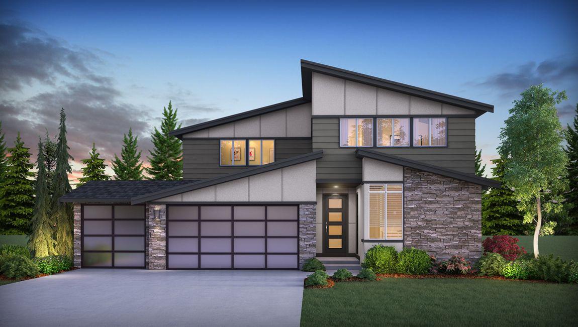 Single Family for Sale at Vinterra Highlands - Vancouver 15025 124th Ave Ne Woodinville, Washington 98072 United States