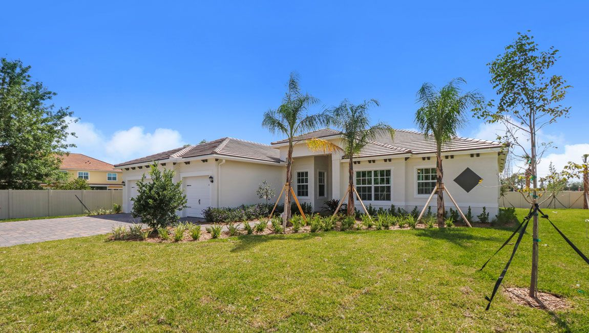 Single Family for Active at Tidewater Pointe - Bellister 7400 Sw Harbor Cove Drive Stuart, Florida 34997 United States