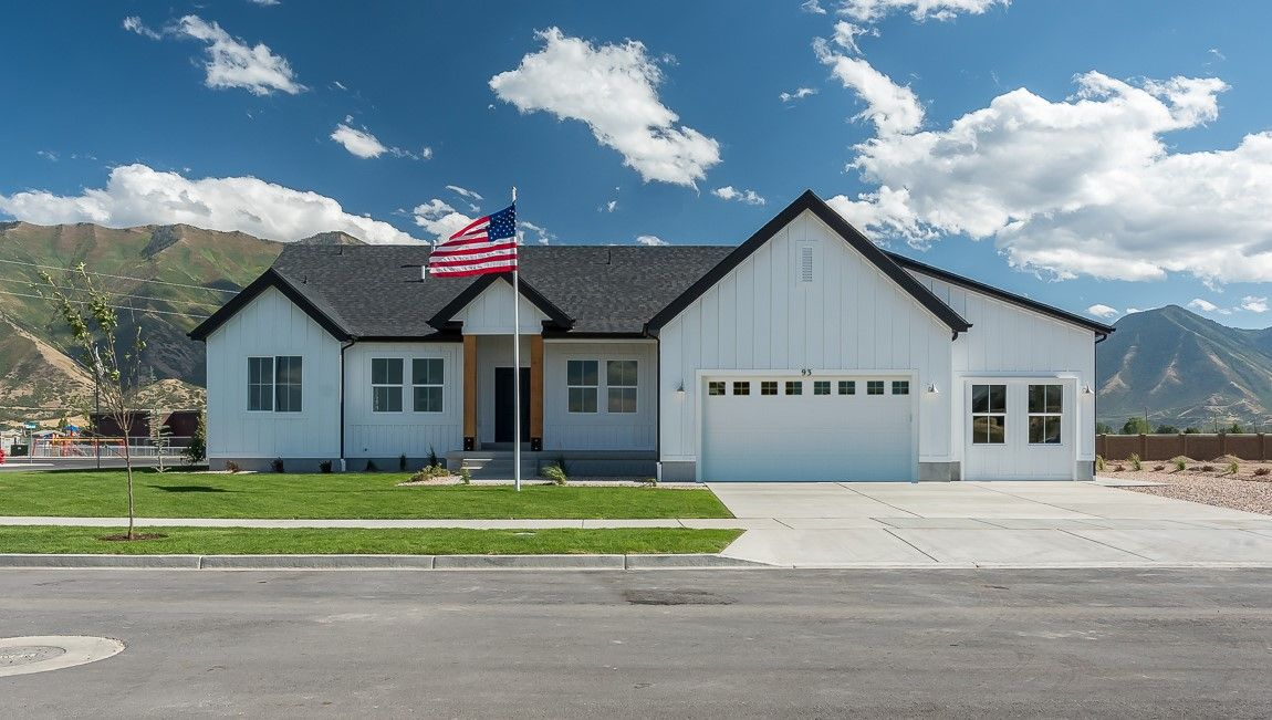 Single Family for Active at Sutton 268 S Grant Street Mapleton, Utah 84664 United States