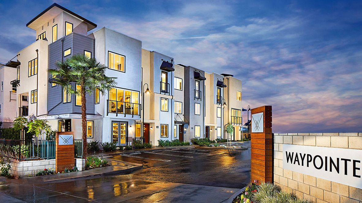 Multi Family for Active at Waypointe - Residence 1818 550 E. Imperial Ave El Segundo, California 90245 United States