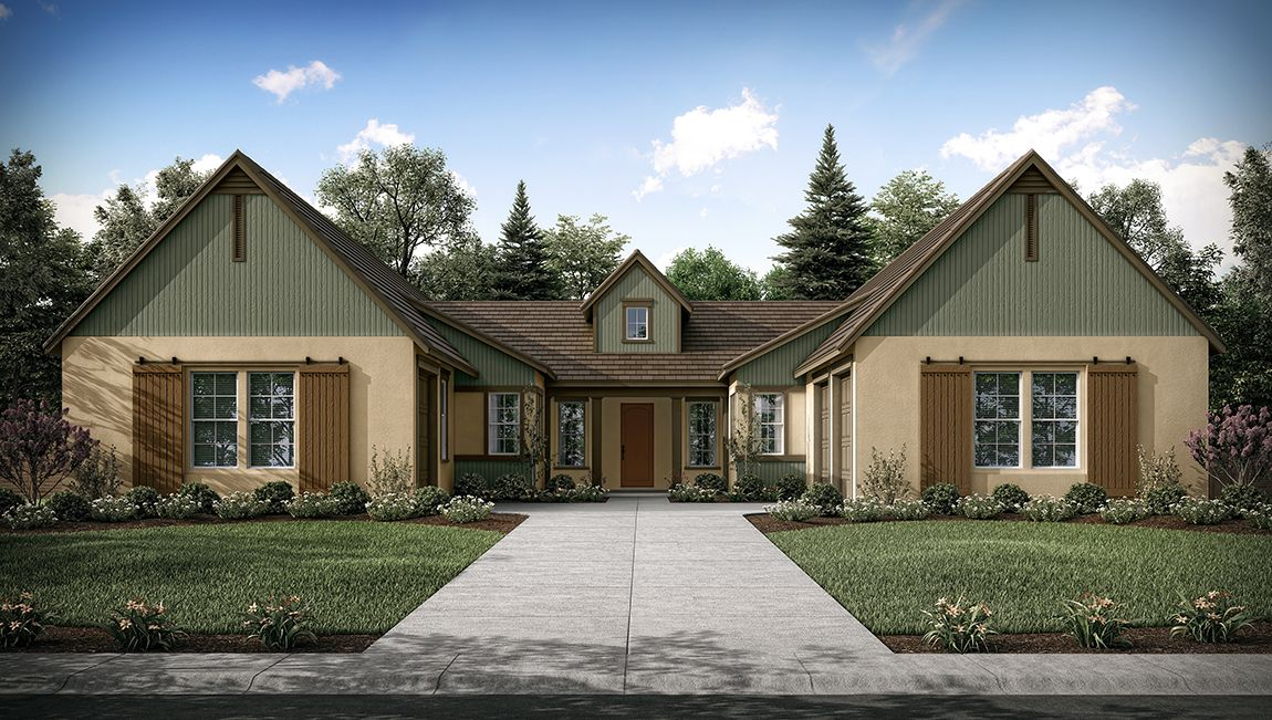 Single Family for Active at Sterling Oaks - Townsend 3656 W. Lark Ave Visalia, California 93291 United States