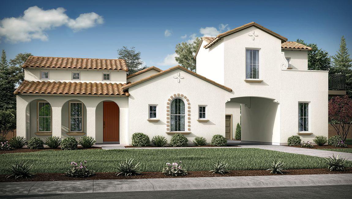 Single Family for Active at Sterling Oaks - Fairfield 3656 W. Lark Ave Visalia, California 93291 United States