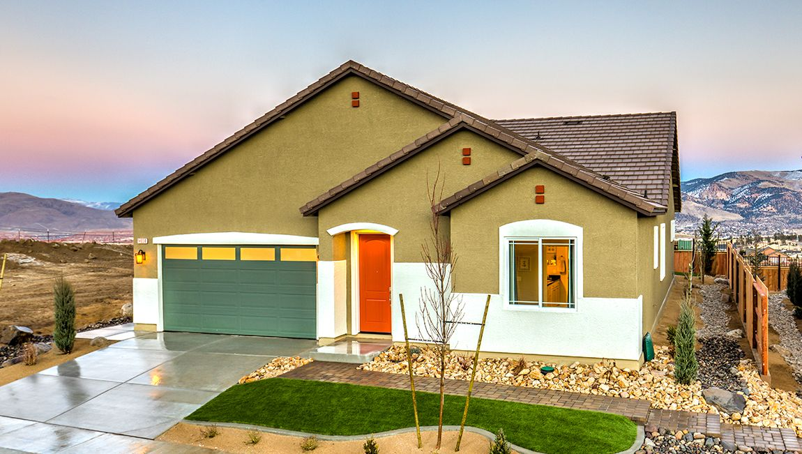 Single Family for Active at 1405 Plan 14001 Dancing Flame Ct Reno, Nevada 89511 United States