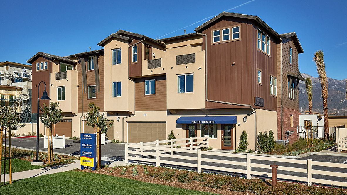 Multi Family for Active at Veranda At Day Creek Square - Residence 1896 7435 Palazzo Place Rancho Cucamonga, California 91739 United States