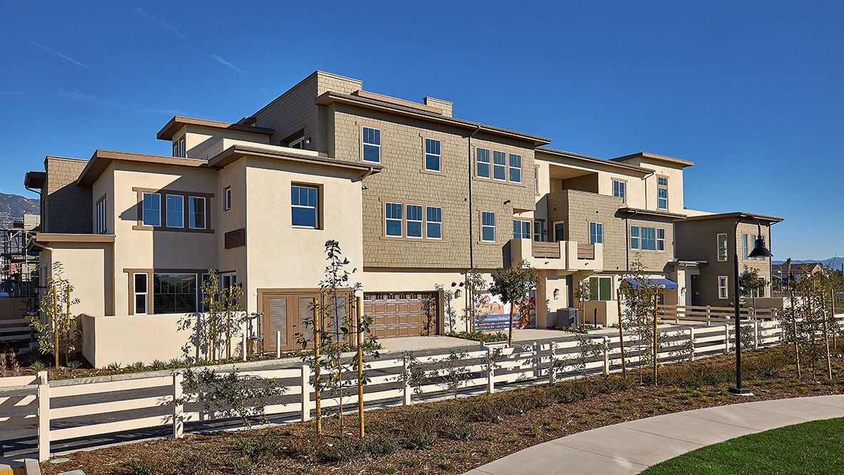 Multi Family for Active at Palazzo At Day Creek Square - Residence 1851 7467 Solstice Place Rancho Cucamonga, California 91739 United States
