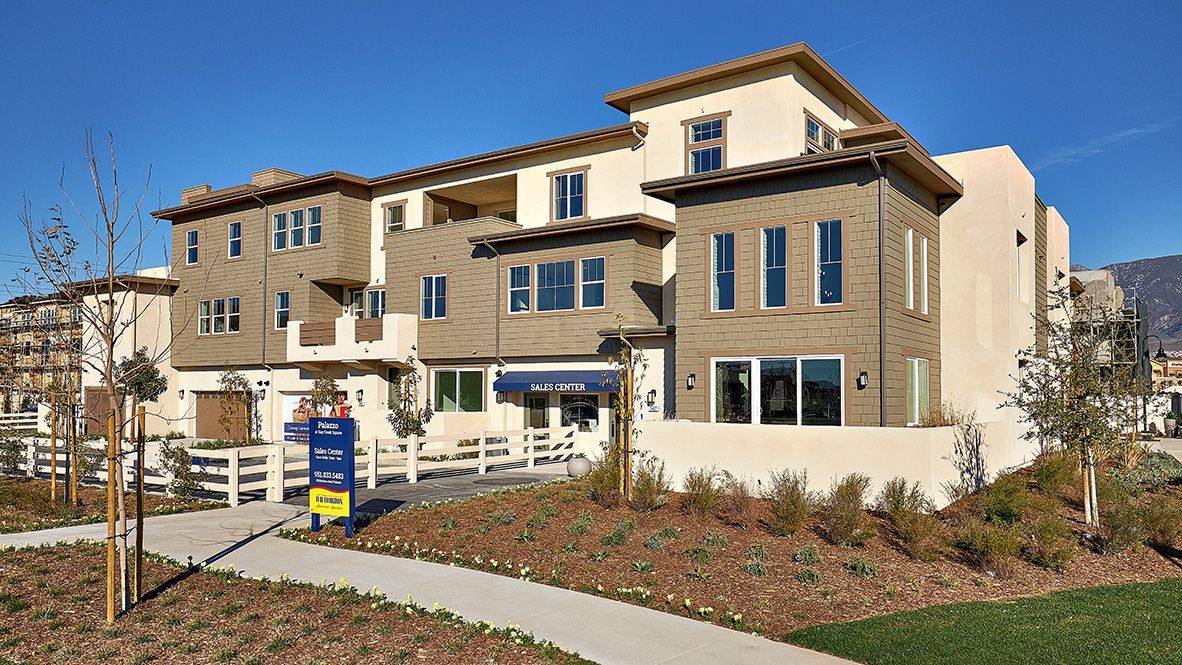 Multi Family for Active at Palazzo At Day Creek Square - Residence 2183 7467 Solstice Place Rancho Cucamonga, California 91739 United States
