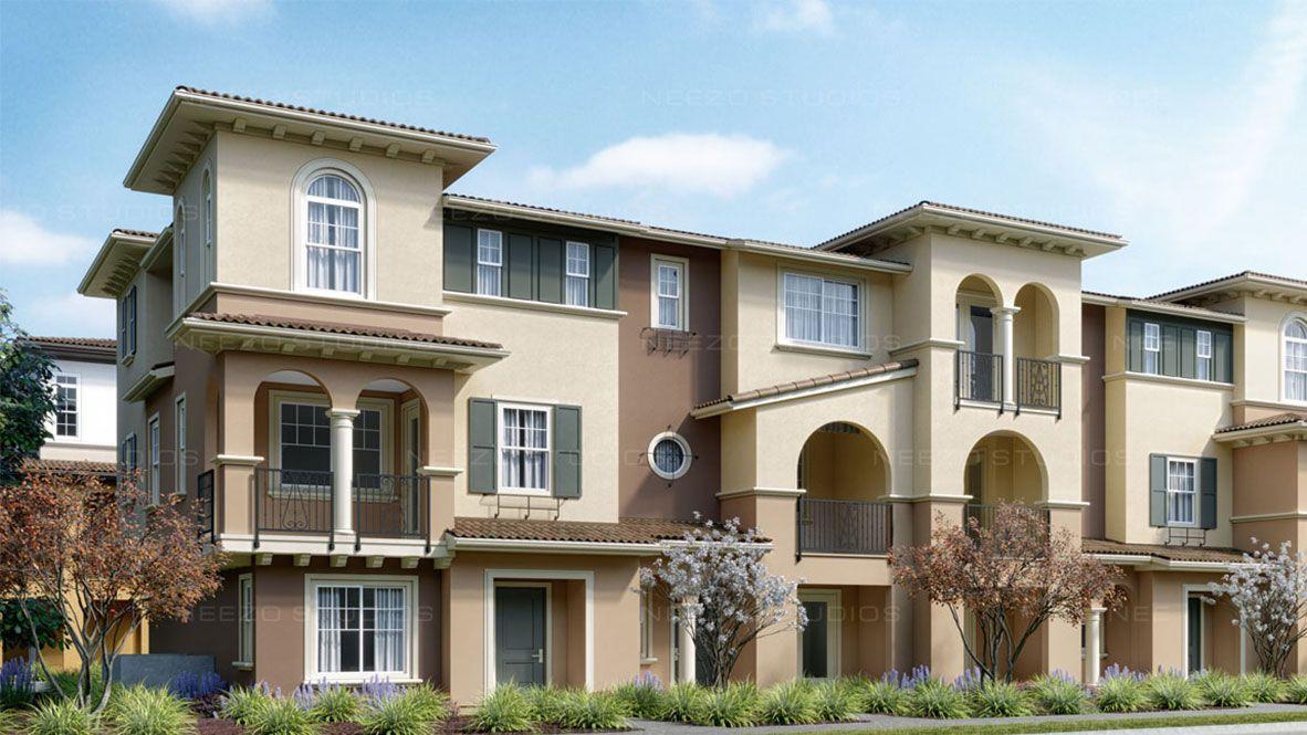 Multi Family for Active at Santorini - Plan 2b 160 Persian Drive Sunnyvale, California 94089 United States
