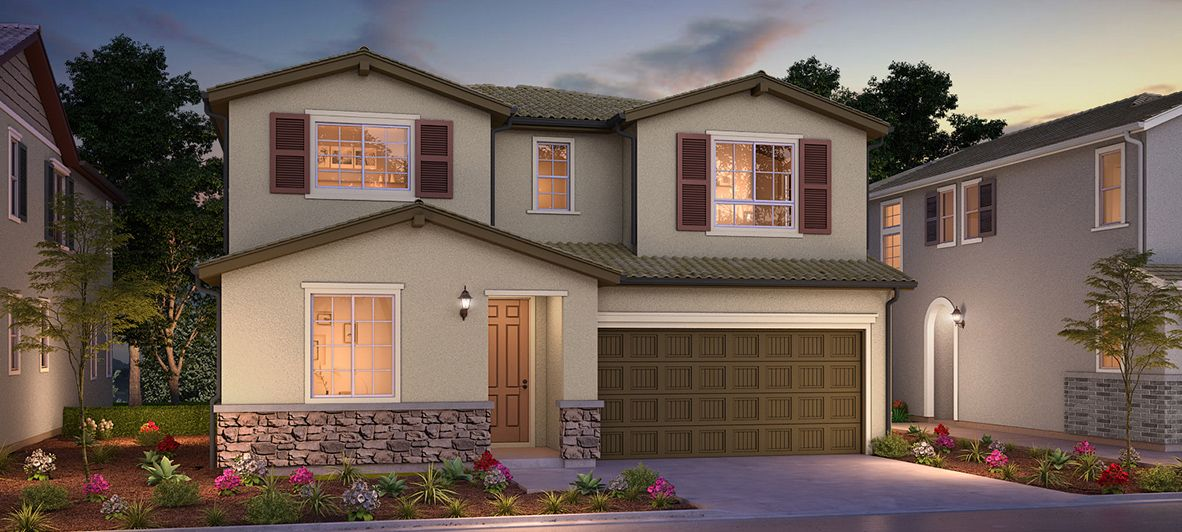 Single Family for Active at Remington Place - Residence 2395 Sherman Way And Woodlake Ave West Hills, California 91307 United States