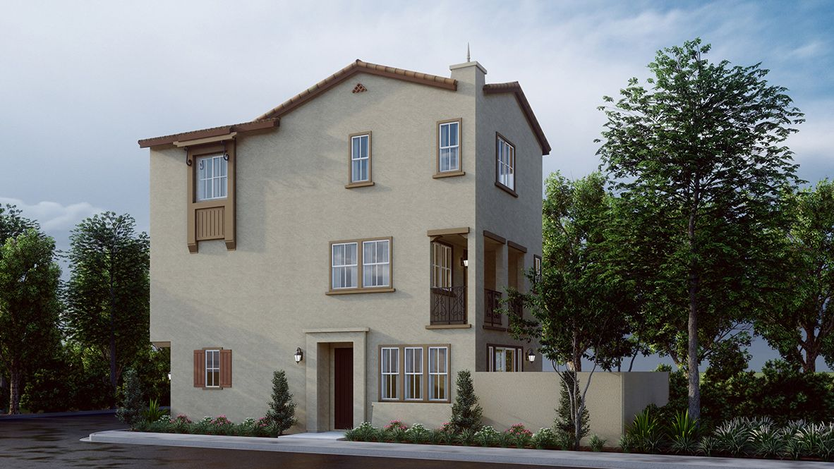 Single Family for Active at Mission Heights - Residence 1944 Sepulveda Blvd And Stranwood Ave Mission Hills, California 91345 United States