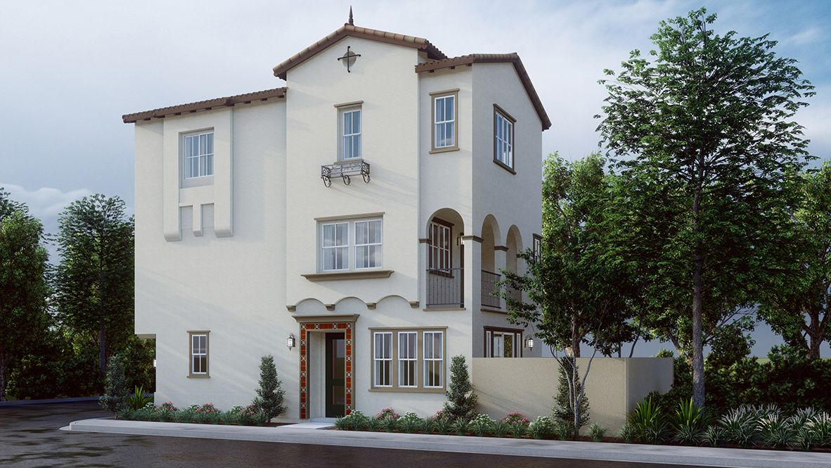 Single Family for Active at Mission Heights - Residence 1825 Sepulveda Blvd And Stranwood Ave Mission Hills, California 91345 United States