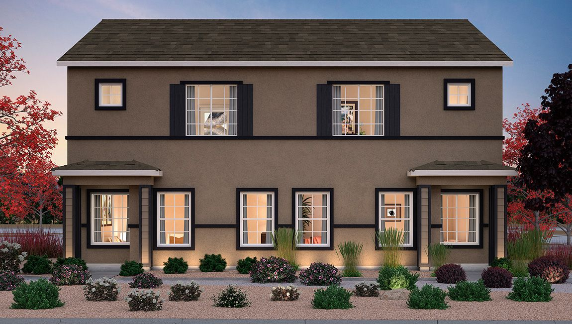 Multi Family for Active at Edge At Anchor Pointe - Zephyr 9854 Coastal Fog Drive Reno, Nevada 89506 United States