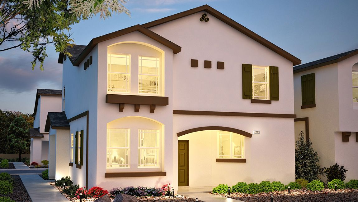 Multi Family for Active at Leaf At Anchor Pointe - 1750 Plan 9780 Silver Dollar Lane Reno, Nevada 89506 United States