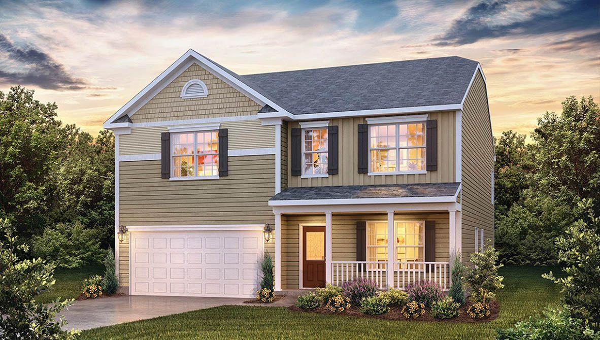 Single Family for Active at Tyler - Wilmington 401 Louisia Mae Way New Bern, North Carolina 28560 United States