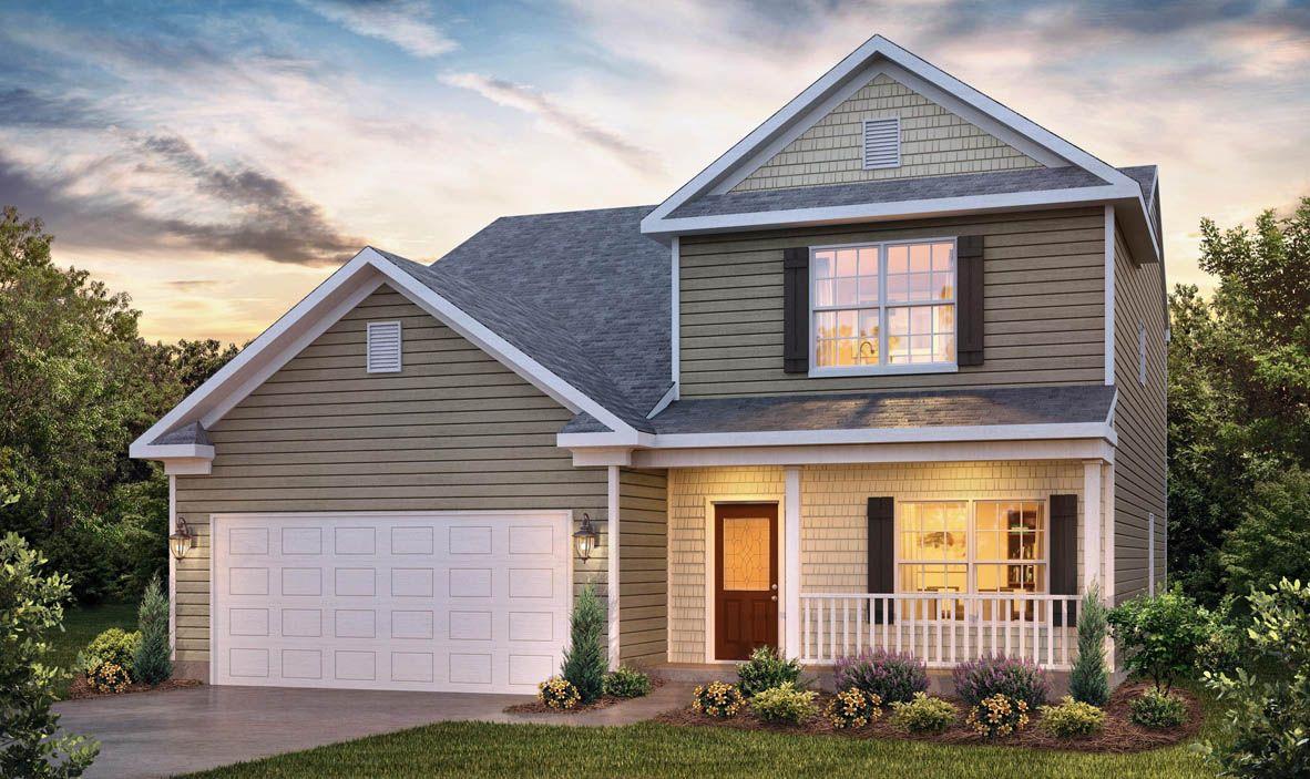 Single Family for Active at Tyler - Winston 401 Louisia Mae Way New Bern, North Carolina 28560 United States