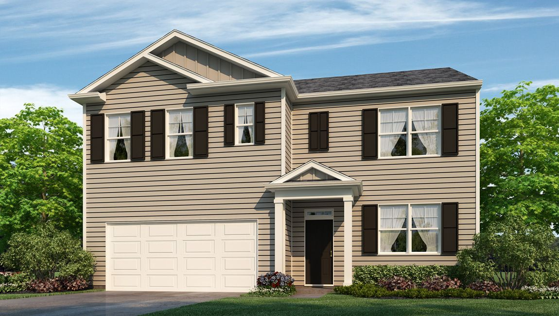 Single Family for Active at Wildwood Village - Hayden 20 Wildwood St Nw Shallotte, North Carolina 28470 United States