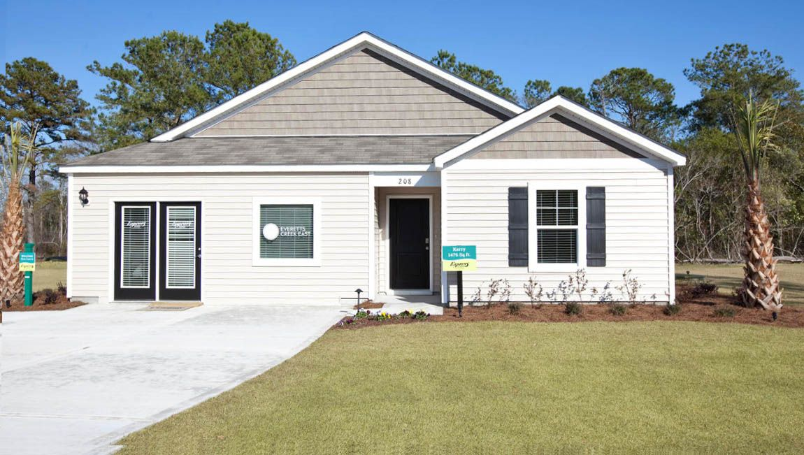 Single Family for Active at Dover 405 High Ridge Court Sneads Ferry, North Carolina 28460 United States