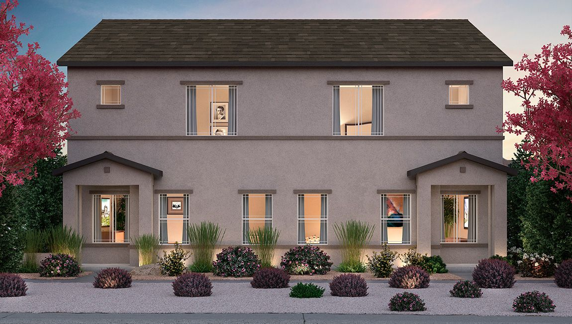 Multi Family for Active at Edge At Anchor Pointe - Zephyr 9776 Silver Dollar Lane Reno, Nevada 89506 United States