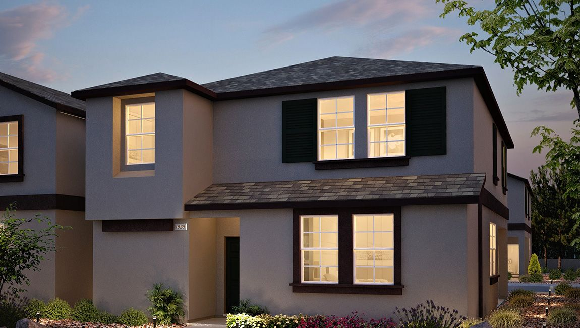 Multi Family for Active at Leaf At Anchor Pointe - 1825 Plan 9776 Silver Dollar Lane Reno, Nevada 89506 United States