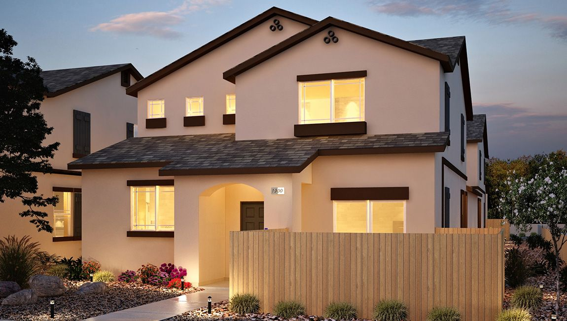 Multi Family for Active at Leaf At Anchor Pointe - 1900 Plan 9776 Silver Dollar Lane Reno, Nevada 89506 United States