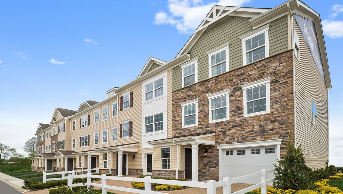 Multi Family for Active at Nash 501 International Road East Monroe Township, New Jersey 08831 United States