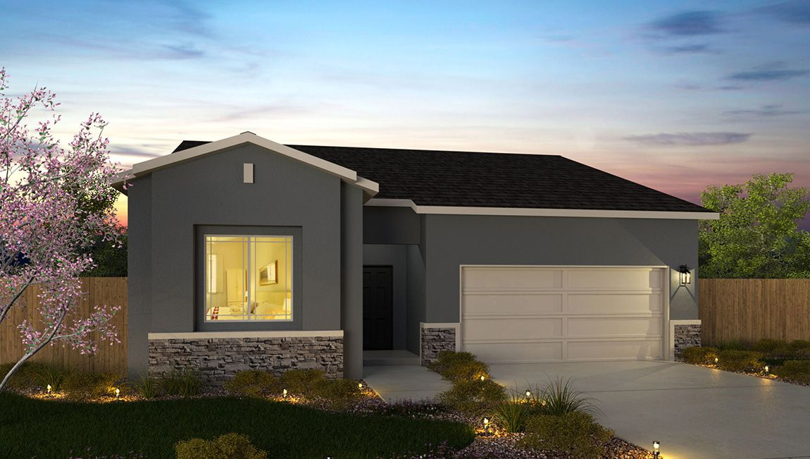 Single Family for Active at Ladera Ranch - 1611 Plan/2 Car Dream Catcher Court Sun Valley, Nevada 89433 United States
