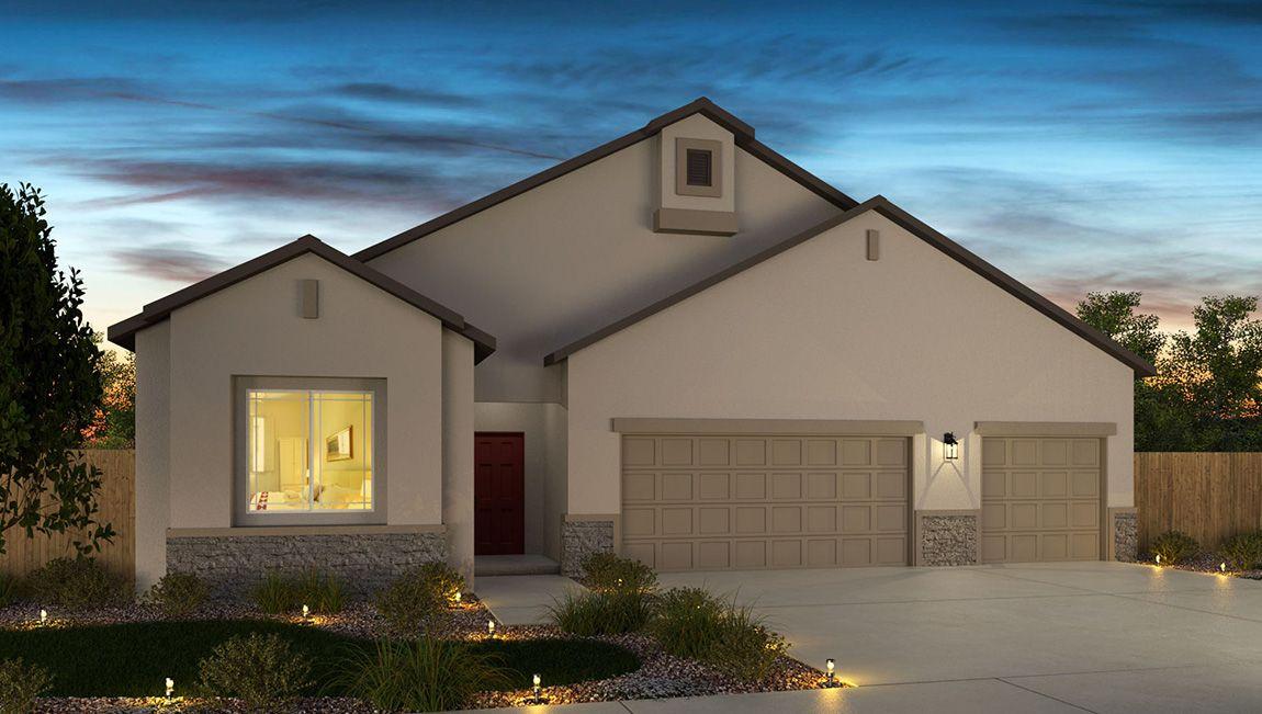 Unifamiliar por un Venta en Ladera Ranch - 1611 Plan/3 Car Dream Catcher Court Sun Valley, Nevada 89433 United States