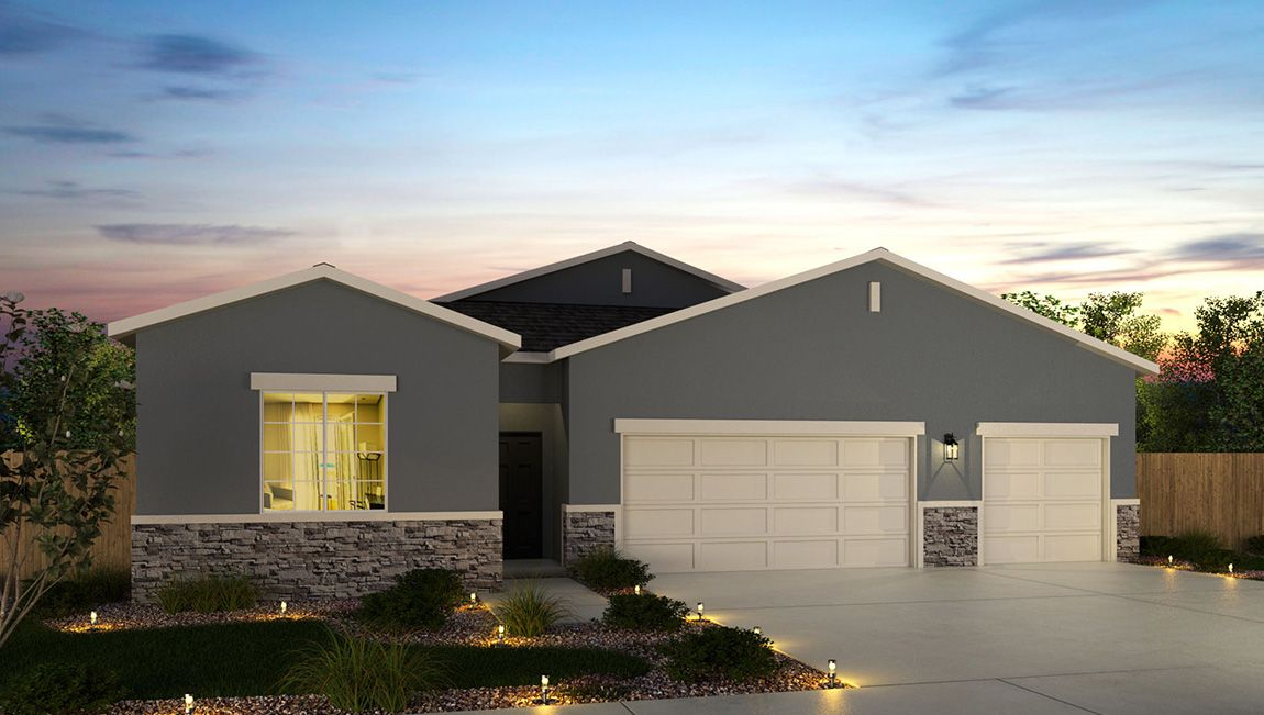 Single Family for Active at Ladera Ranch - 1826 Plan/3 Car Dream Catcher Court Sun Valley, Nevada 89433 United States