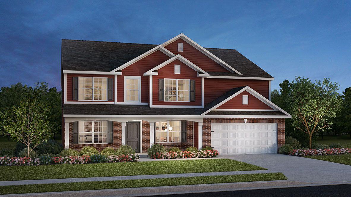 Single Family for Active at Denali 6103 Farlin Drive Whitestown, Indiana 46075 United States