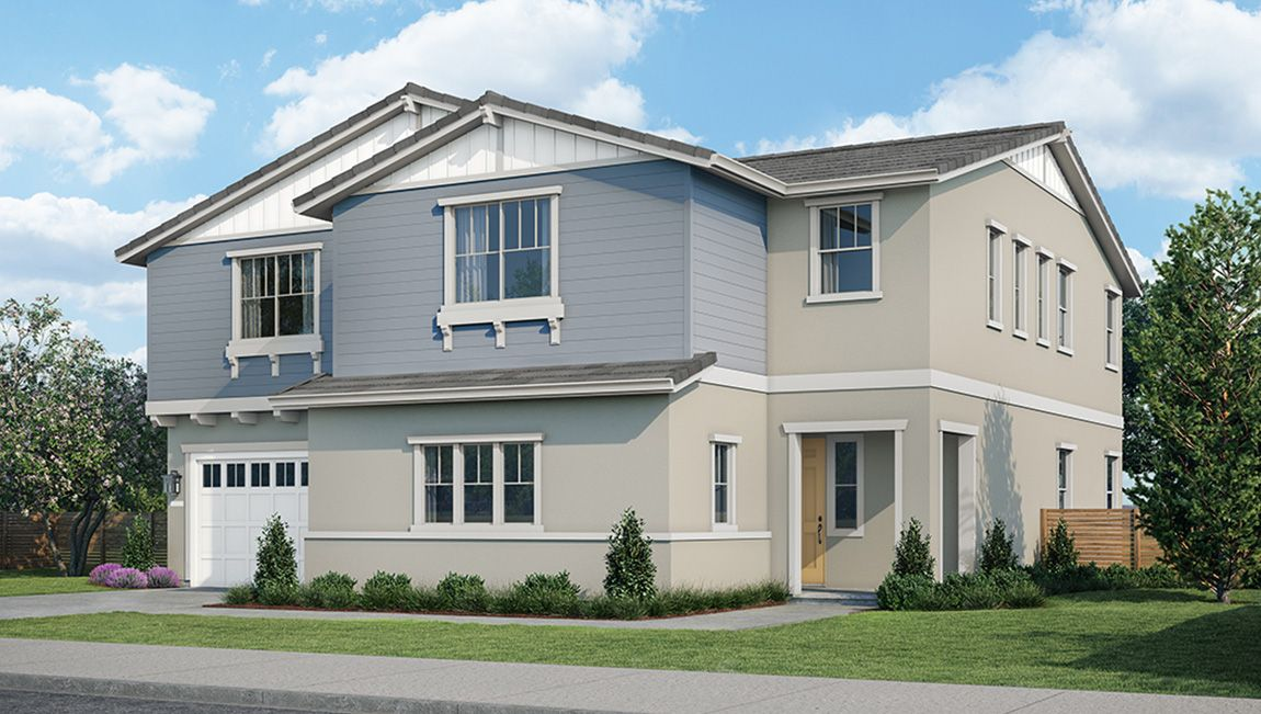 Single Family for Active at Camellia At Sanctuary Village - Residence 2 6509 Purple Crab Drive Newark, California 94560 United States