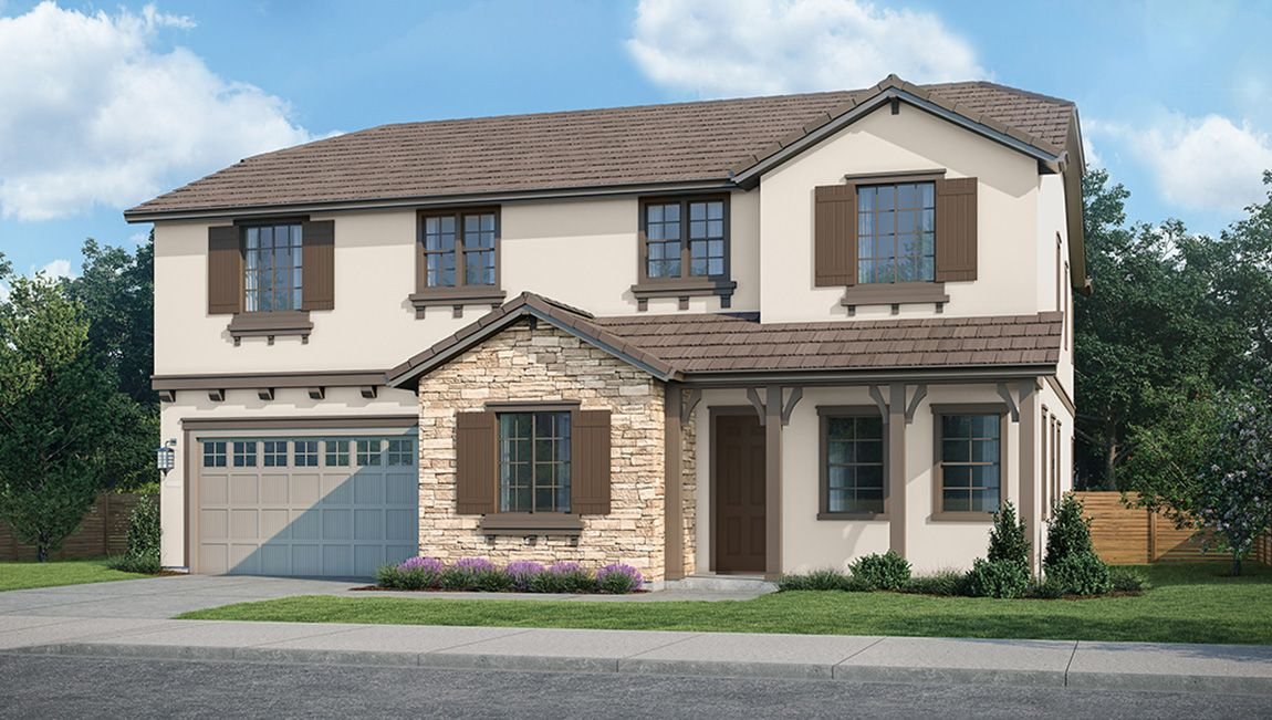 Single Family for Active at Camellia At Sanctuary Village - Residence 3 6509 Purple Crab Drive Newark, California 94560 United States