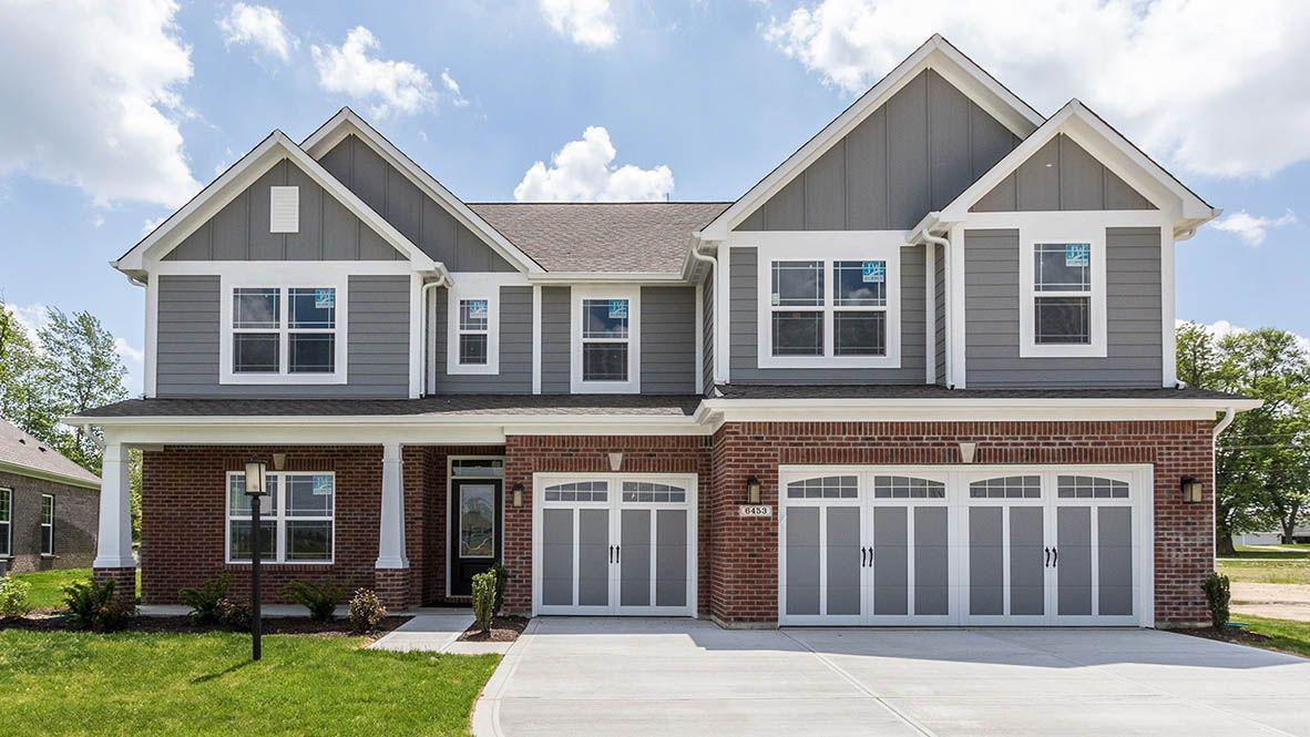 Single Family for Active at Denali 7362 Farlin Drive Whitestown, Indiana 46075 United States